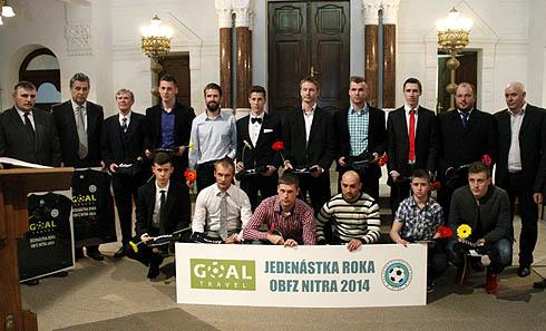 Photo of Goaltravel vyhlasuje Jedenástku roka ObFZ Nitra
