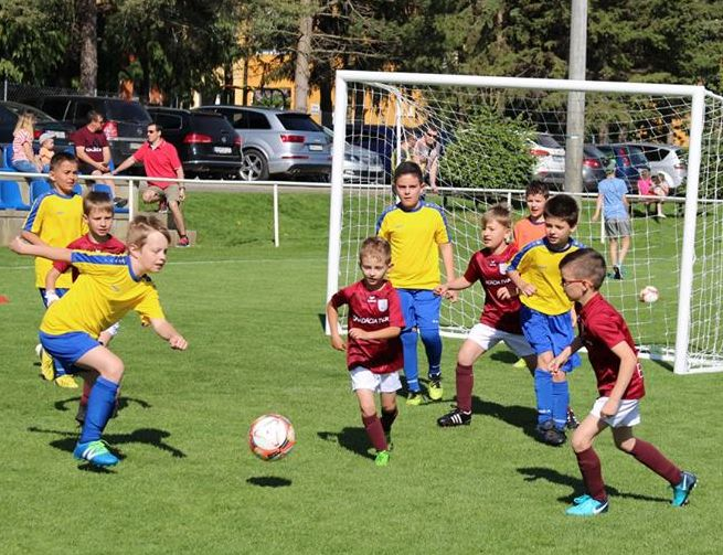 Photo of Výber Suzuki Nitra ligy U9 mieri na veľký turnaj