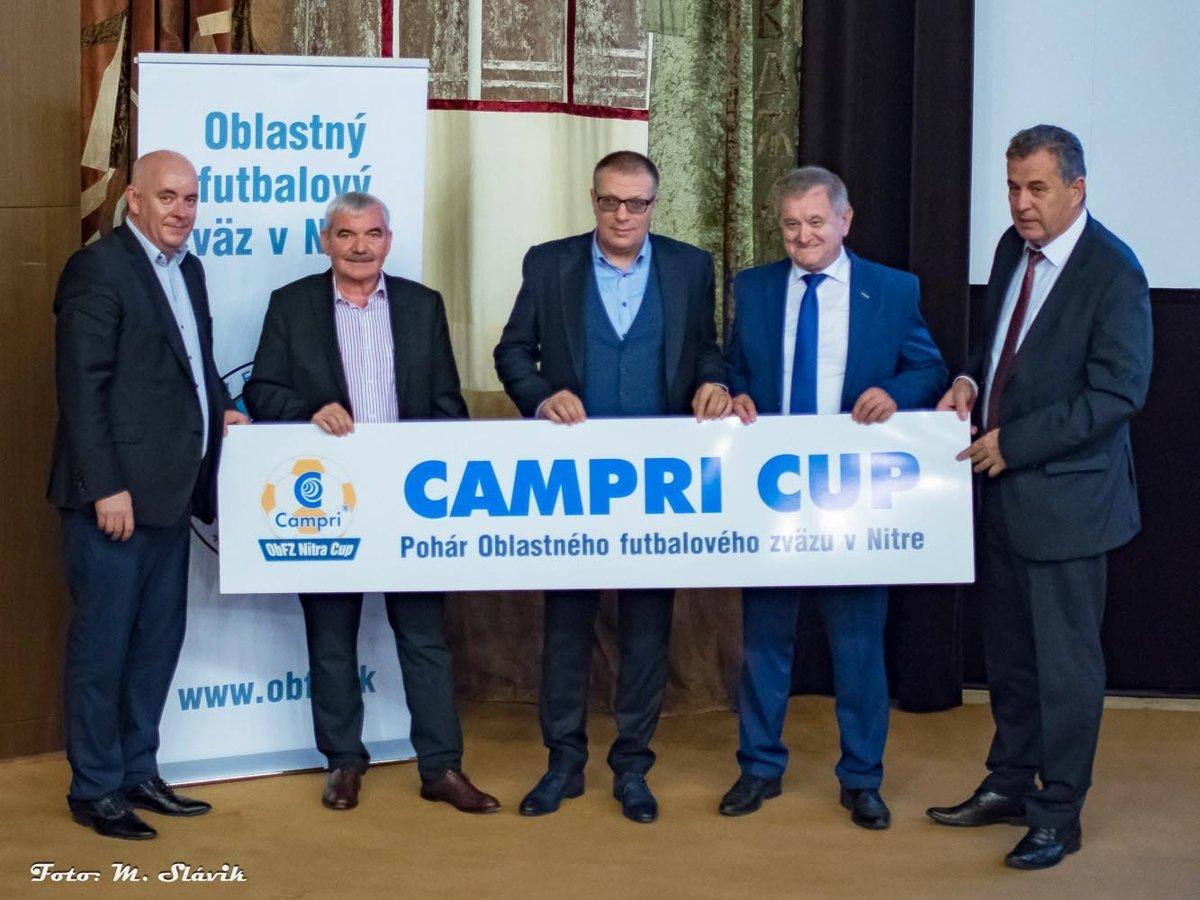 Photo of Dvere III. ročníka Campri cupu otvárajú dve predkolá!