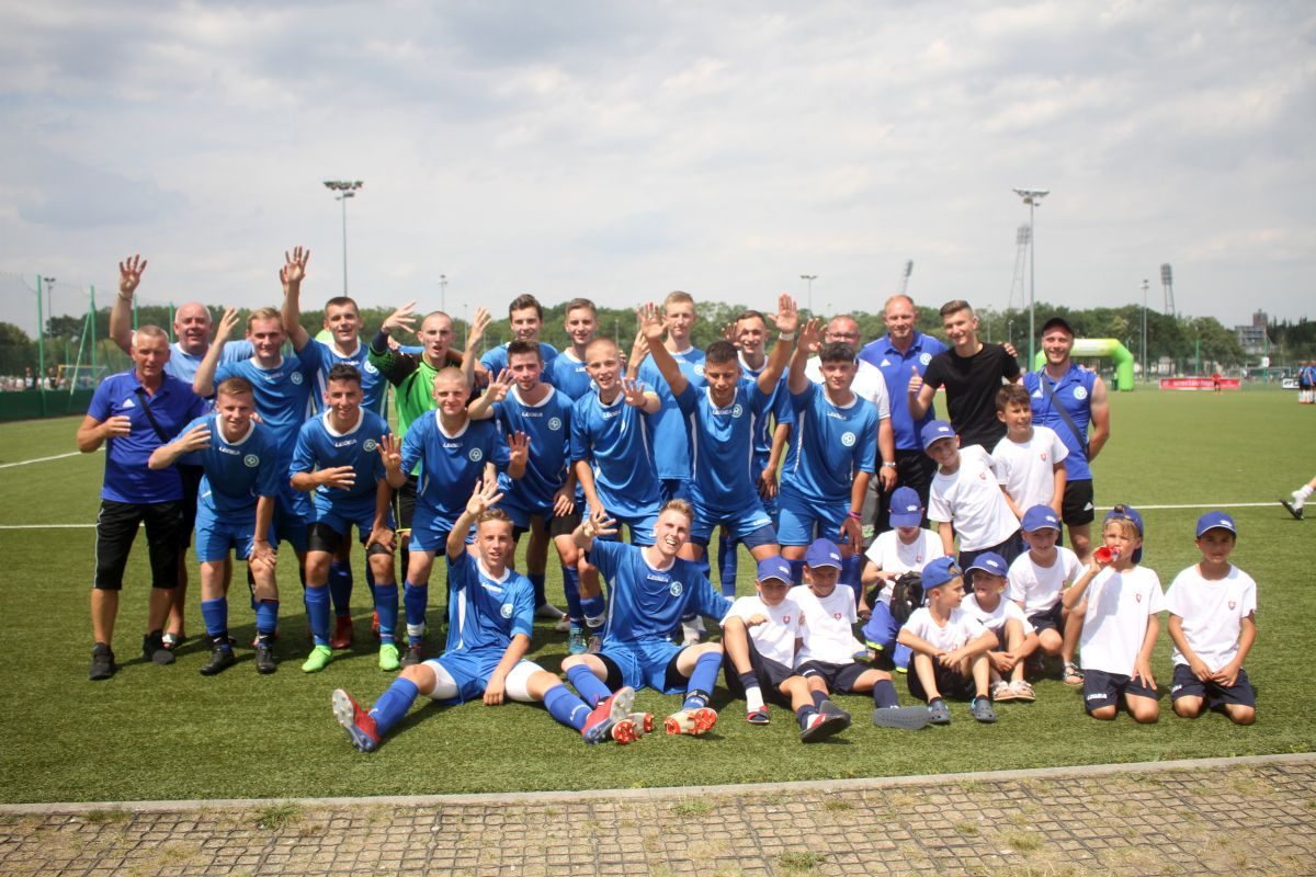 Photo of NKS U8 a LAMA SK U13 so zaslúženými výhrami