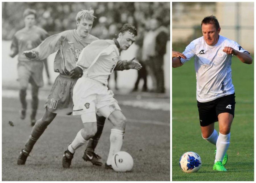 Photo of Unikát v 7. lige! Martin Vyskoč hral proti Ronaldinhovi či Lampardovi