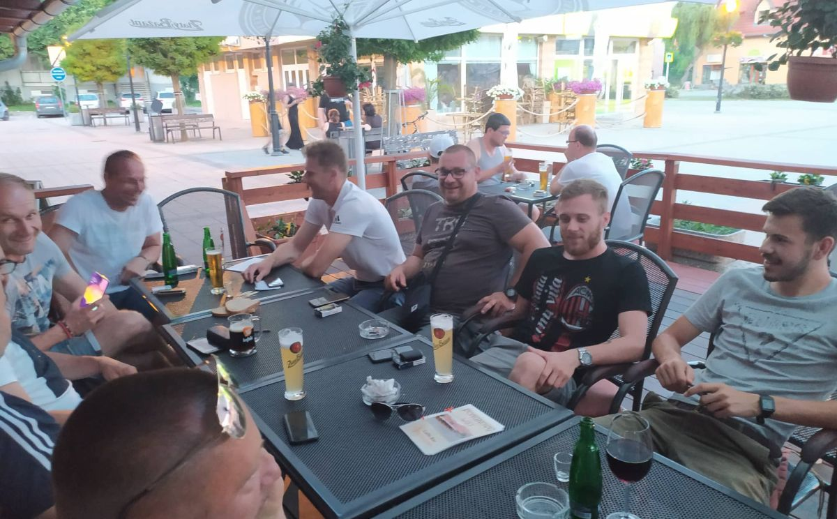Photo of Tréneri Výberov ObFZ mali prípravný míting