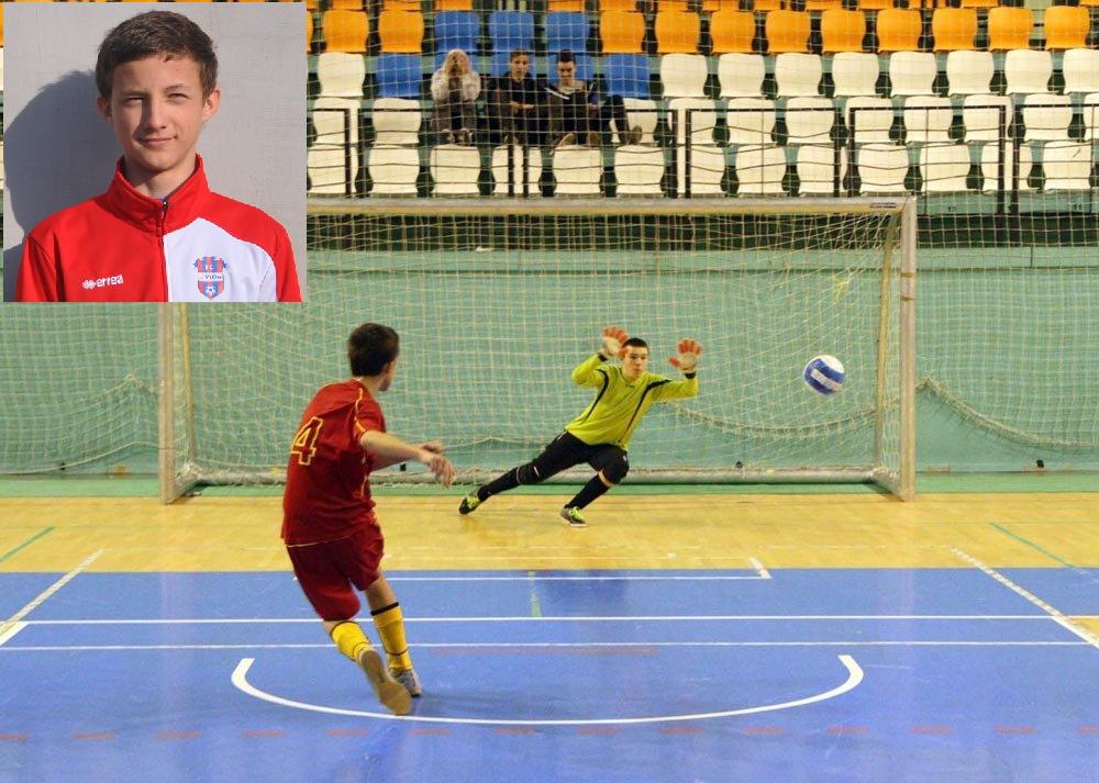 Photo of Talentovaný Matúš Varga už dáva góly za FC ViOn