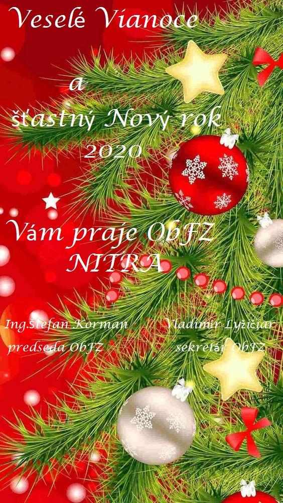 Photo of Veselé Vianoce a šťastný Nový rok