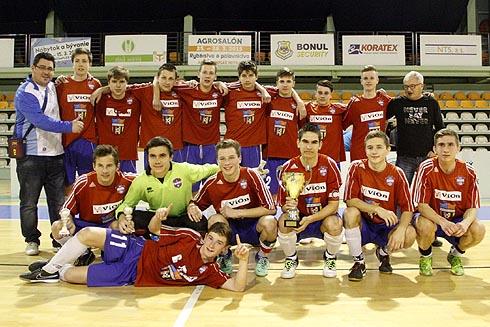 Photo of Z dorasteneckého PP Invest cupu sa tešia Vráble